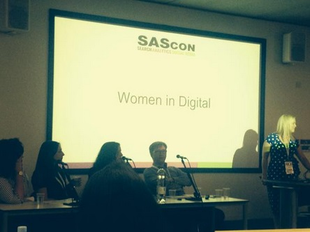 SAScon Women In Digital