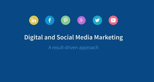 Digital And Social Media Marketing MOOC